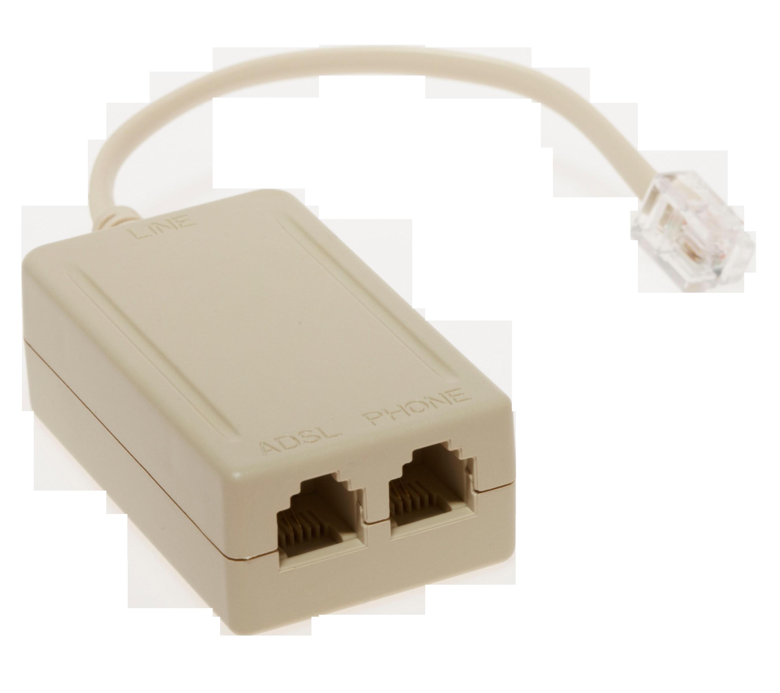 KIT-SPLITTER-ADSL